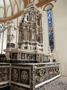 santa corona church vicenza